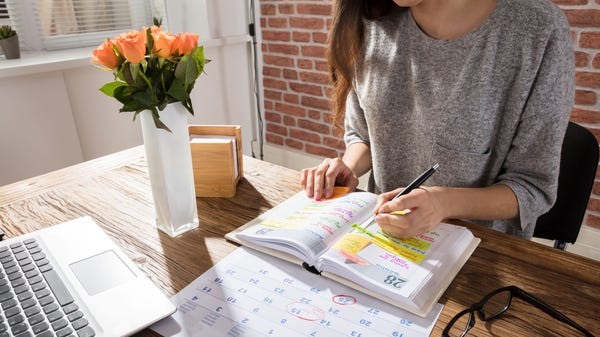 This Scheduling Technique Could Cut Down on Your Anxiety