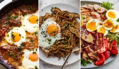 Beyond Breakfast: 8 Ways to Make Eggs for Dinner