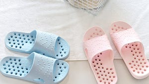The Best Shower Slippers to Protect Your Feet