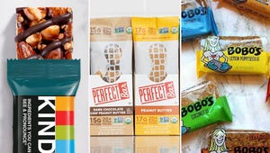 7 Gluten-Free Snack Bars That Actually Taste Good