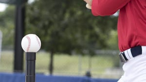 Practice Your Swing with These Baseball Batting Tees
