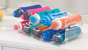 The Best Water Bottle Organizers for Your Home or Office