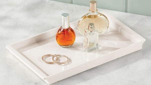 The Best Decorative Trays for Your Bathroom