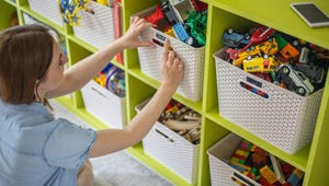 Keep Your Playroom in Order with These Toy Storage Organizers