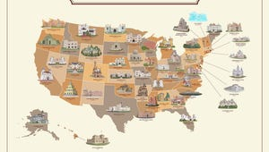 You Can Visit a Castle in Every U.S. State