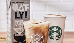 Oat Milk Is Finally Available Nationwide at Starbucks