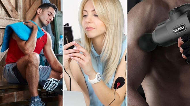 Hit the Gym Too Hard? Soothe Sore Muscles with These Products