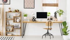 Scandi Is 2021's Biggest Home Office Design Trend