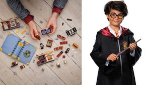 The Best 'Harry Potter' Toys for Aspiring Wizards