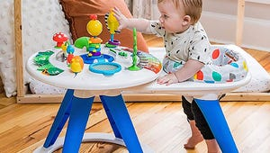 The Best Baby Walkers for Encouraging Little Movers
