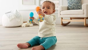 The Best Baby Rattles for Amusing Your Little One