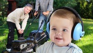Noise-Canceling Headphones to Protect Your Baby's Ears