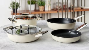Smeg Has Launched a Nonstick Cookware Collection