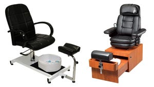The Top Pedicure Chairs for Home Pampering