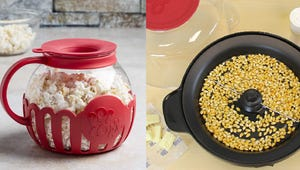 The Best Popcorn Makers for In-Home Snacking