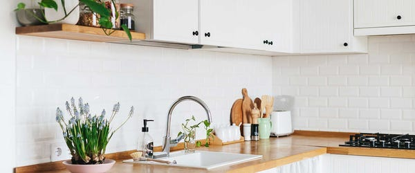 Spring Cleaning Day 1: Reclaim Your Kitchen Sink