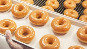 Get Vaccinated and Get a Free Krispy Kreme Donut Every Day This Year