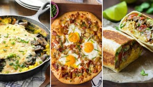 9 Egg-Cellent Easter Brunch Recipes
