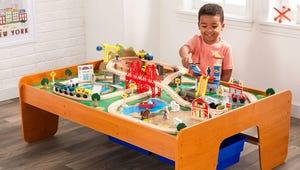 Choosing the Best Toy Train Set