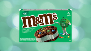 M&M'S Goes Mint for St. Patrick's Day with New Treat
