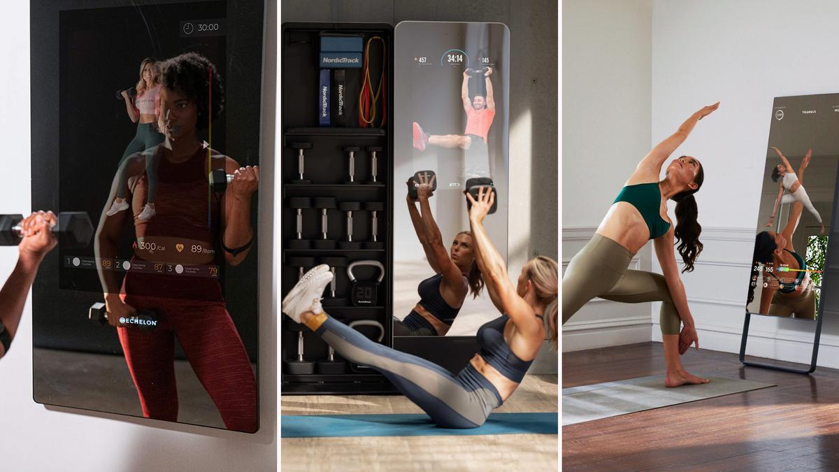 Три разных универсальных фитнес-системы для домашних тренировок.