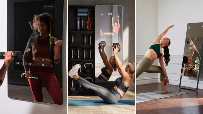 Get a Home Gym and Personal Trainer with These Fitness Systems
