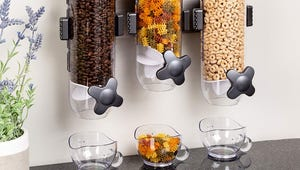 The Best Dry Food Dispensers for Your Kitchen