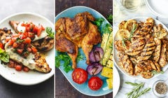 10 Ways to Grill Up That Extra Chicken in Your Fridge