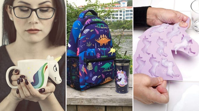Add Some Whimsy in the Kitchen with These Unicorn Accessories
