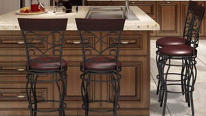 Complete Your Home Bar with These Stools