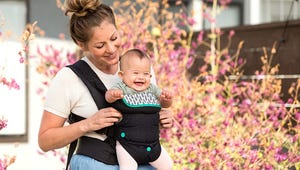 The Best Baby Carriers for Toting Your Little One Around
