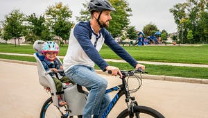 The Best Baby Bike Seats You Can Buy