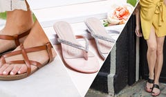 Get Affordable Summer Style with These Cute Sandals
