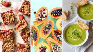 Celebrate Spring with These Tasty April Recipes
