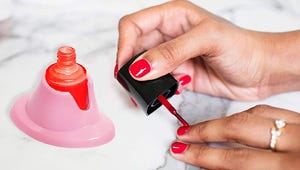 Nail Polish Holders to Make Your Next Manicure Easy