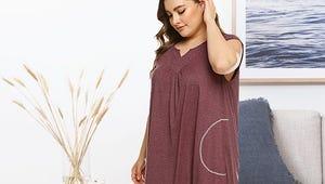 Stylish Plus-Sized Pajamas for Comfortable Sleep