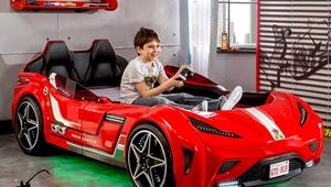 The Best Race Car Beds for Kids