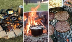 How to Transform Your Backyard Firepit into a Wood-Fired Grill