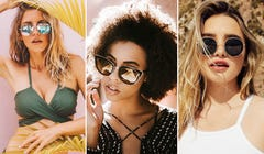 The Most Flattering Sunglasses for All Face Shapes