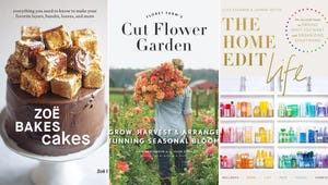 11 Books with More Tips From Your Fave Home and Cooking Shows