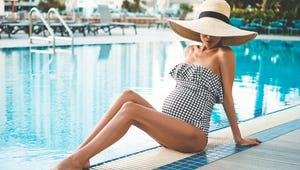 The Best Maternity Swimsuits for the Pool