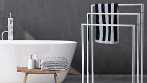The Best Towel Racks for Your Bathroom