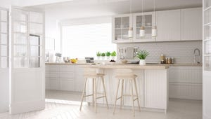 White Kitchens Will Soon Be a Thing of the Past