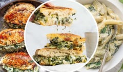 Dive Into These 10 Delicious Spinach and Artichoke Dinners