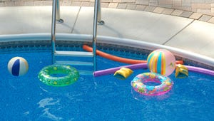 The Best Toys for Time in the Pool