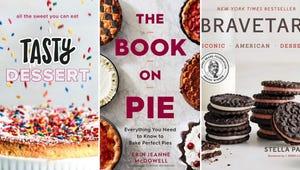 Master Delicious Desserts with These 9 Cookbooks