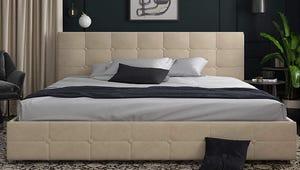 The Best King Bed Frames