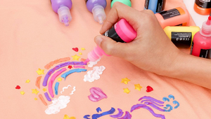The Best Fabric Paint Sets for Crafting