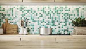 You Can Create a Renter-Friendly Backsplash for Under $5