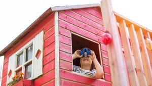 The Best Outdoor Playhouses You Can Buy